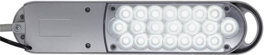 LED-Schreibtischleuchte 9 W Tageslicht-Weiß Maul Atlantic 8203695 Silber