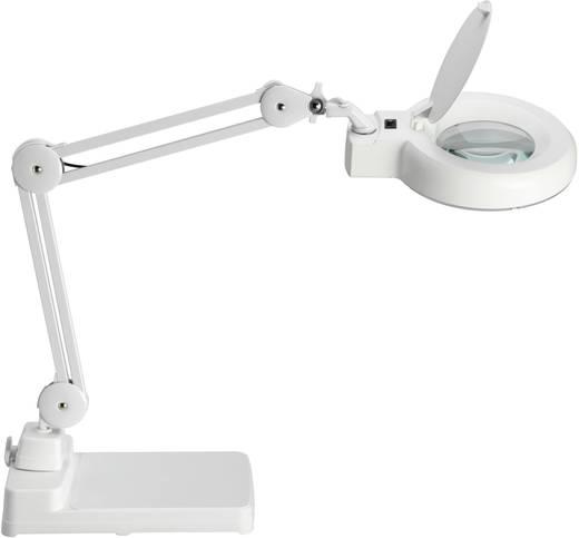 Lupenleuchte Energiesparlampe G10q 22 W Maul Viso Weiß