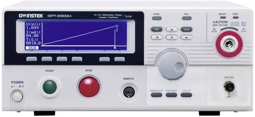 GW Instek GPT-9903A AC/DC-Stoßspannungs-Isolationsmessgerät, Prüfspannung 0.1 - 5 kV/AC; 0.1 - 6 kV/DC, 500 VA