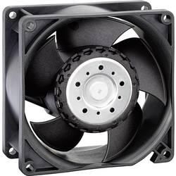 Axiálny ventilátor EBM Papst AC 8300 H 9204305004, 230 V/AC, 48 dB, (d x š x v) 80 x 80 x 32 mm