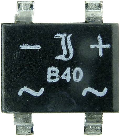 Brückengleichrichter Diotec ABS10 SO-4 1000 V 0.8 A Einphasig