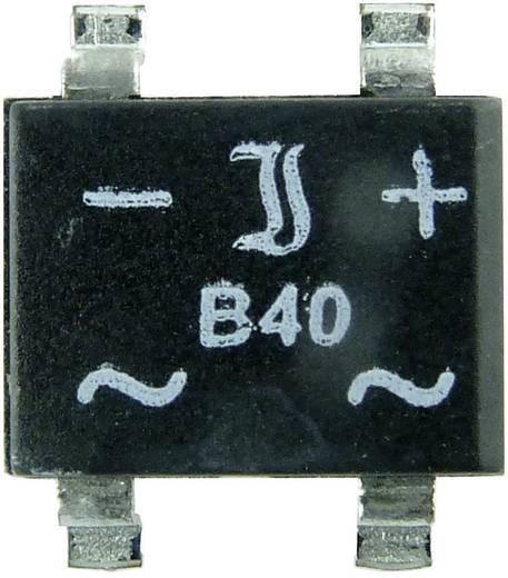 Brückengleichrichter Diotec ABS2 SO-4 200 V 0.8 A Einphasig