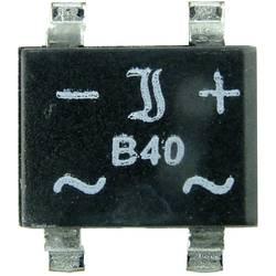 Image of Diotec ABS10 Brückengleichrichter SO-4 1000 V 0.8 A Einphasig