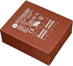 Plochý transformátor do DPS Spitznagel SPF 1832424, 18 VA