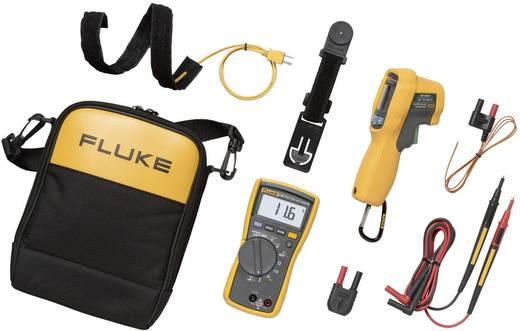 Hand-Multimeter digital Fluke FLUKE-116/62 MAX+ Kalibriert nach: Werksstandard CAT III 600 V Anzeige (Counts): 6000