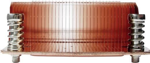 3-D Heat-Diffuser Bohrlöcher, Finnen (L x B x H) 106 x 70 x 25.5 mm QuickCool QHD-02007