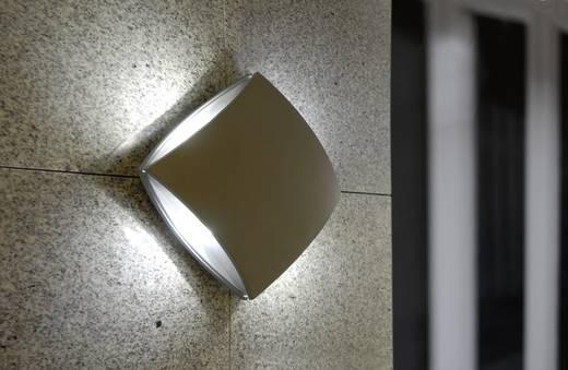 ECO-Light Pilo 1869 gr LED-Außenwandleuchte 12 W Anthrazit