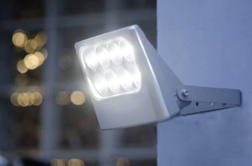 LED-Außenwandleuchte 24 W Neutral-Weiß ECO-Light Nevada 6170 si Silber
