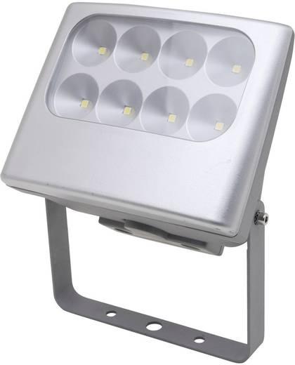 LED-Außenwandleuchte 24 W ECO-Light 6170 si Silber