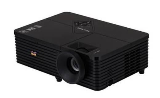 DLP Beamer Viewsonic PJD5234 Helligkeit: 2800 lm 1024 x 768 XGA 15000 : 1 Schwarz
