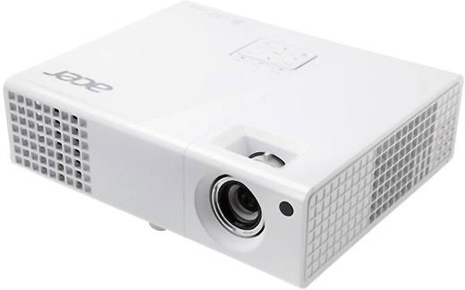 DLP Beamer Acer H6510BD Helligkeit: 3000 lm 1920 x 1080 HDTV 10000 : 1 Weiß