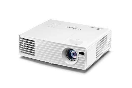 DLP Beamer Hitachi CP-DX300 Helligkeit: 3000 lm 1024 x 768 XGA 2500 : 1 Weiß