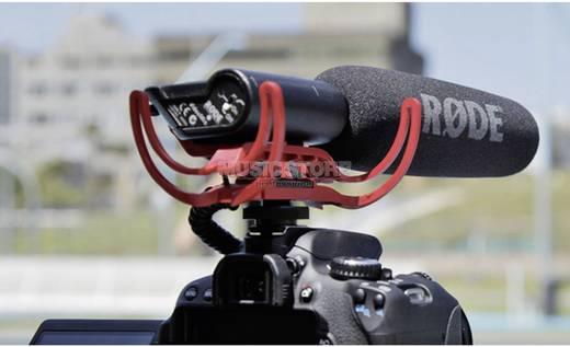 Kamera-Mikrofon RODE Microphones Video Mic Rycote Übertragungsart:Direkt Blitzschuh-Montage
