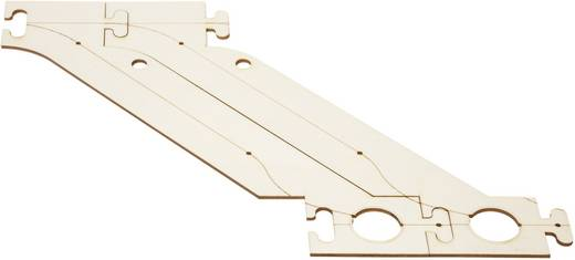 Car System H0 Parkharfe Laser-Street Faller 161943