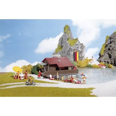 Faller 130284 H0 Bootshaus Preisvergleich