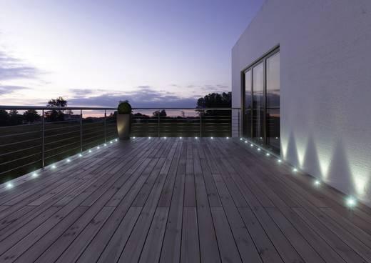 LED-Außeneinbauleuchte 1.5 W OSRAM 4052899905658 Transparent