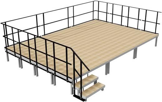 2m ERGOtrend Bühnenpodest Indoor 2 x 1 m