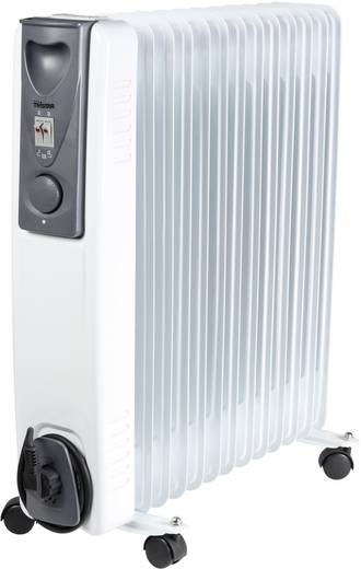 Tristar KA-5093 Ölradiator 28 m² 1000 W, 1500 W, 2500 W Weiß