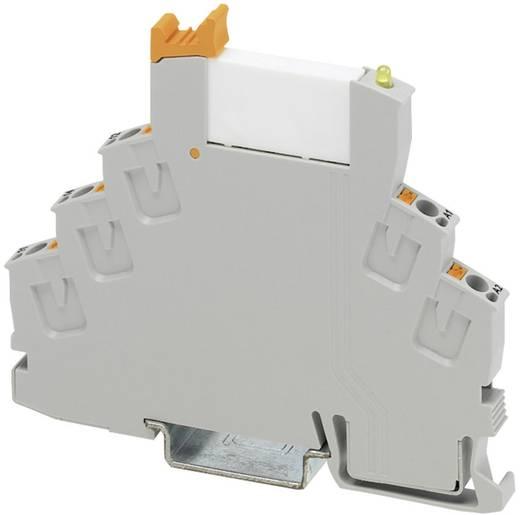 Relaisbaustein 1 St. Phoenix Contact RIF-0-RPT-24DC/21 Nennspannung: 24 V/DC Schaltstrom (max.): 6 A 1 Wechsler