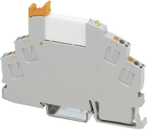 Relaisbaustein 1 St. Phoenix Contact RIF-0-RPT-12DC/ 1 Nennspannung: 12 V/DC Schaltstrom (max.): 6 A 1 Schließer