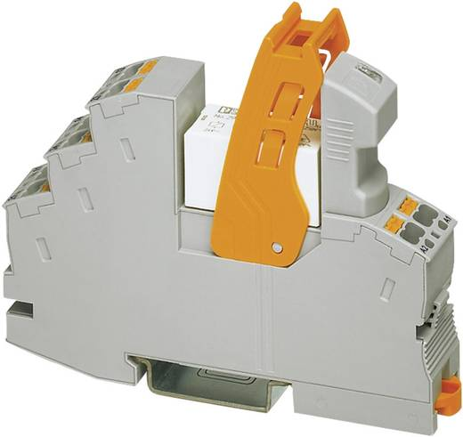 Relaisbaustein 1 St. Phoenix Contact RIF-1-RPT-LV-24AC/1X21AU Nennspannung: 24 V/AC Schaltstrom (max.): 50 mA 1 Wechsler