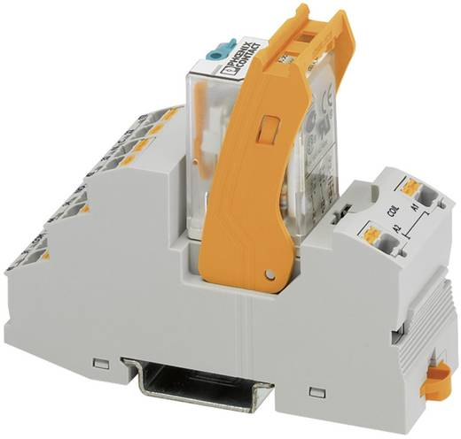 Relaisbaustein 1 St. Phoenix Contact RIF-2-RPT-LV-24AC/2X21 Nennspannung: 24 V/AC Schaltstrom (max.): 8.5 A 2 Wechsler