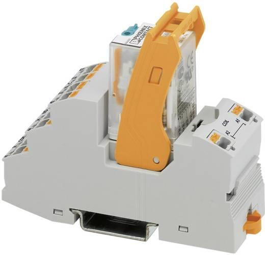 Relaisbaustein 1 St. Phoenix Contact RIF-2-RPT-LV-24AC/4X21 Nennspannung: 24 V/AC Schaltstrom (max.): 5 A 4 Wechsler
