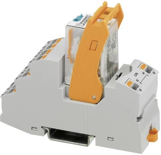 Relaisbaustein 1 St. Phoenix Contact RIF-2-RPT-LV-120AC/4X21 Nennspannung: 120 V/AC Schaltstrom (max.): 5 A 4 Wechsler