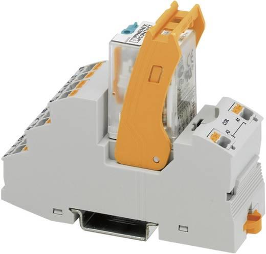 Relaisbaustein 1 St. Phoenix Contact RIF-2-RPT-LV-230AC/4X21 Nennspannung: 230 V/AC Schaltstrom (max.): 5 A 4 Wechsler
