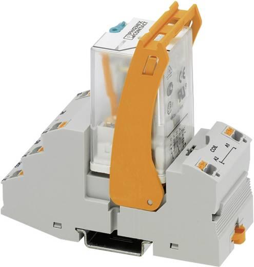 Relaisbaustein 1 St. Phoenix Contact RIF-3-RPT-LV-120AC/2X21 Nennspannung: 120 V/AC Schaltstrom (max.): 7 A 2 Wechsler