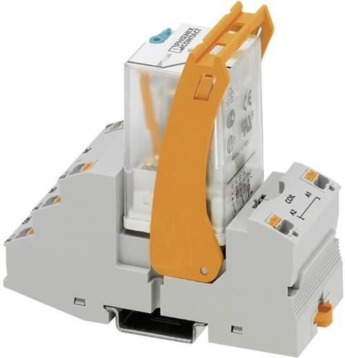 Relaisbaustein 1 St. Phoenix Contact RIF-3-RPT-LV-230AC/2X21 Nennspannung: 230 V/AC Schaltstrom (max.): 7 A 2 Wechsler