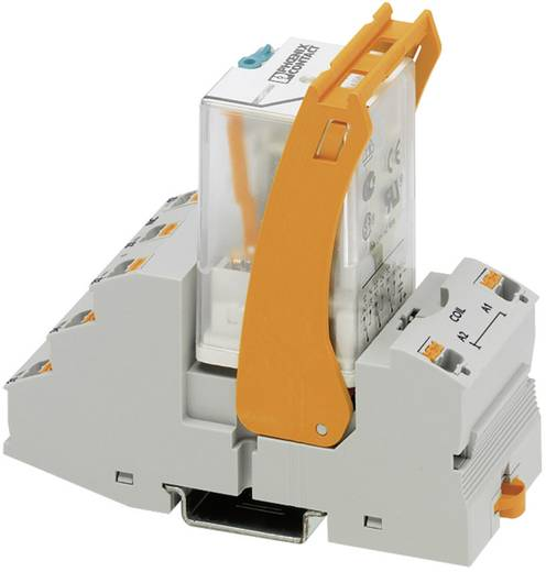 Phoenix Contact RIF-3-RPT-LV-120AC/3X21 Relaisbaustein 1 St. Nennspannung: 120 V/AC Schaltstrom (max.): 6 A 3 Wechsler