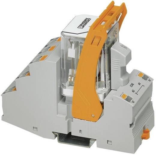Relaisbaustein 1 St. Phoenix Contact RIF-4-RPT-LDP-24DC/2X21 Nennspannung: 24 V/DC Schaltstrom (max.): 11 A 2 Wechsler