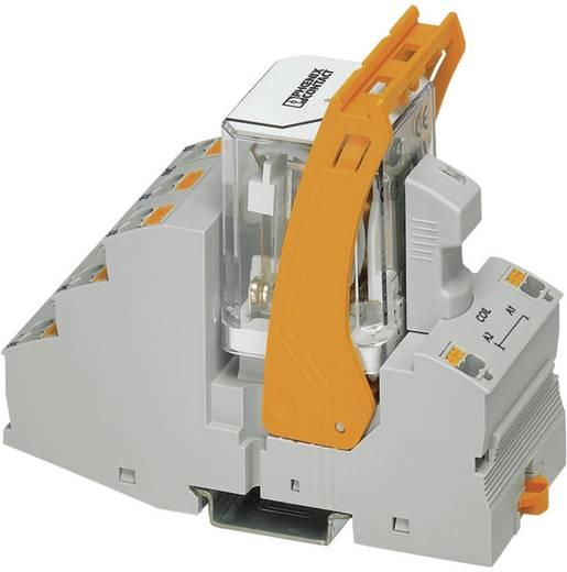 Relaisbaustein 1 St. Phoenix Contact RIF-4-RPT-LV-230AC/3X21 Nennspannung: 230 V/AC Schaltstrom (max.): 8 A 3 Wechsler