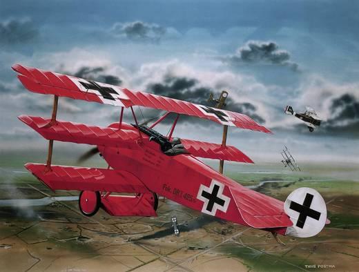 Revell 04744 Fokker DR.I Richthofen Flugmodell Bausatz 1:28