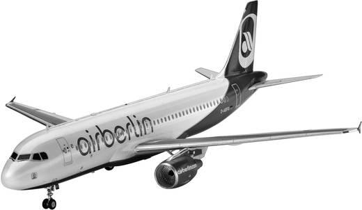 Revell 04861 Airbus A320 AirBerlin Flugmodell Bausatz 1:144