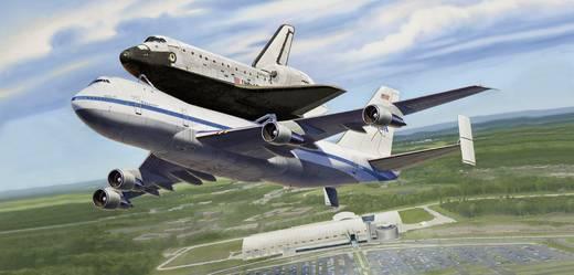 Revell 04863 Boeing 747 SCA & Space Shuttle Raumfahrtmodell Bausatz 1:144