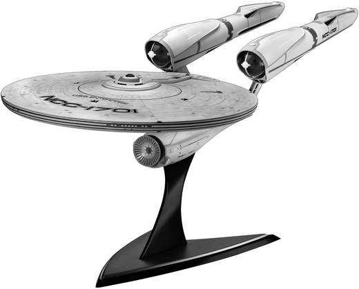 Revell 04882 U.S.S. Enterprise NCC-1701 Into Darkness Science Fiction Bausatz 1:500