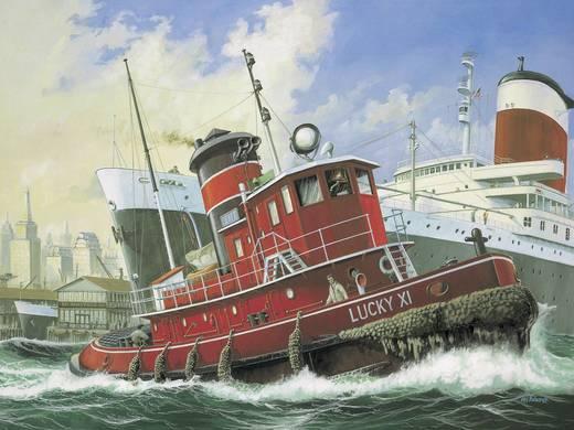 Revell 05207 Harbour Tug Boat Schiffsmodell Bausatz 1:108