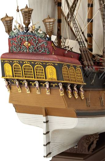 Revell 05605 Pirate Ship Schiffsmodell Bausatz 1:72
