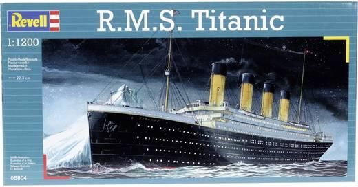 Revell 05804 R.M.S. Titanic Schiffsmodell Bausatz 1:1200