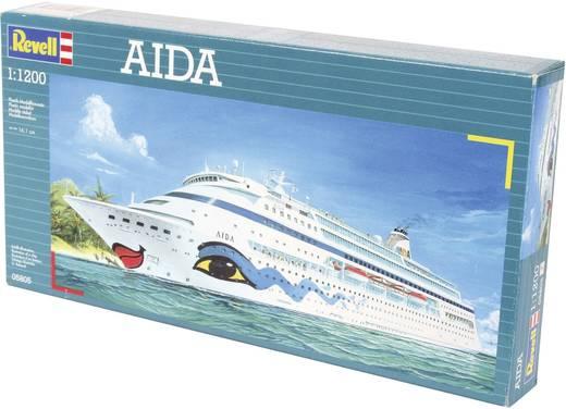 Revell 05805 Aida Schiffsmodell Bausatz 1:1200