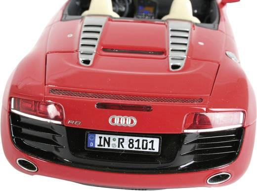 Revell 07094 Audi R8 Spyder Automodell Bausatz 1:24