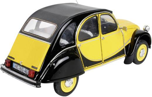 revell 07095 citroen 2cv charleston automodell bausatz 1 24 kaufen. Black Bedroom Furniture Sets. Home Design Ideas