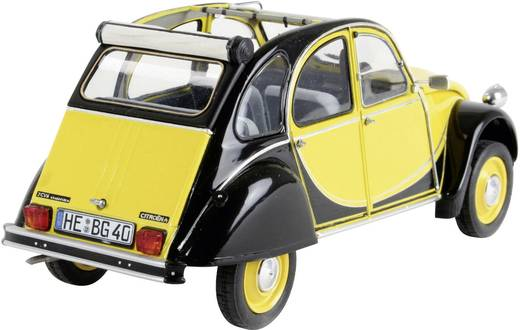 revell 07095 citroen 2cv charleston automodell bausatz 1. Black Bedroom Furniture Sets. Home Design Ideas