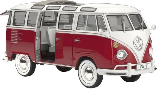 Revell 07399 VW T1 Samba Bus Automodell Bausatz 1:24