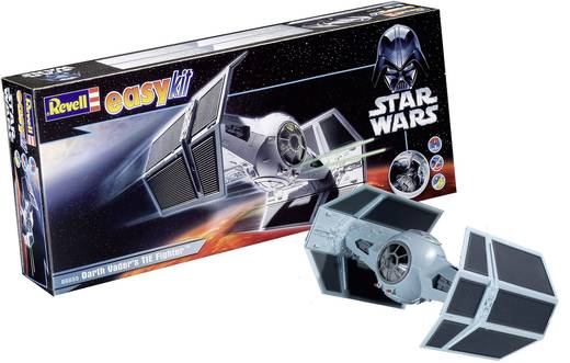 revell 06655 star wars tie fighter science fiction bausatz 1 57 kaufen. Black Bedroom Furniture Sets. Home Design Ideas