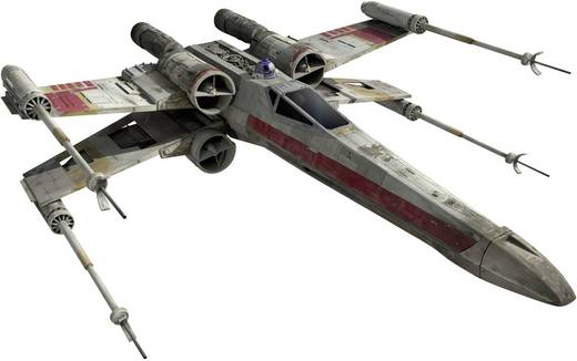 Revell 06690 Star Wars X-Wing Fighter Science Fiction Bausatz 1:29
