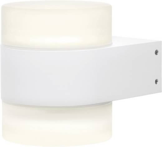 Wandleuchte GX53 22 W Energiesparlampe Sygonix Beano 33070D sygonixweiß