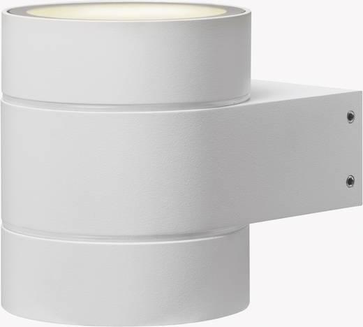 Wandleuchte GX53 22 W Energiesparlampe Sygonix Fossa 33097D sygonixweiß